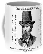 Fashion: Granger Hat Coffee Mug