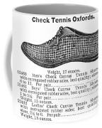 Fashion: Sneakers, 1895 Coffee Mug by Granger