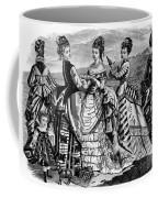 Fashion: Womens, 1874 Coffee Mug