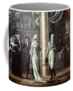 Fashionable Parisians, 1799 Coffee Mug