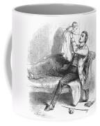 Father And Baby Coffee Mug