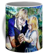 Father Daughter Coffee Mug