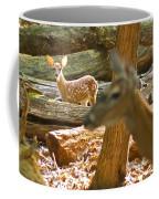 Fawn 2 7769 Coffee Mug
