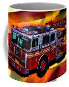 Fdny Engine 68 Coffee Mug