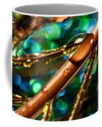 Feather Abstract Coffee Mug