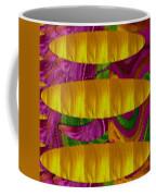 Feather Collage 1 Coffee Mug