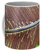 Feather Or Fern Coffee Mug