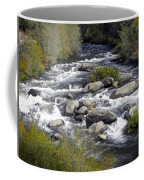Feather River White Water Coffee Mug