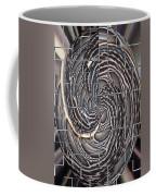 Feather Swirl Coffee Mug