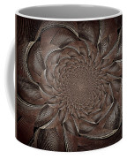 Feathers In Bloom Coffee Mug