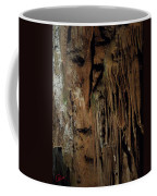 Featured Grotte De Magdaleine In South France Region Ardeche Coffee Mug