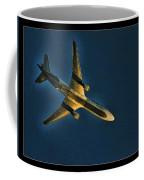 Fedex Plane Coffee Mug