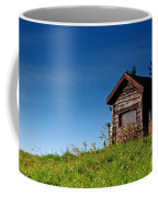 Feel The Breeze Coffee Mug by Lois Bryan