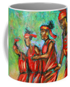 Feel The Spirit Coffee Mug