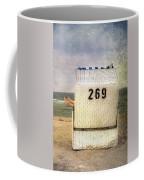 Feet And Beach Chair Coffee Mug by Joana Kruse