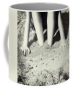 Feet In The Sand Coffee Mug