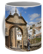Felipe V Arch In Ronda Coffee Mug