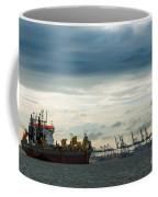 Felixstowe Docks Coffee Mug