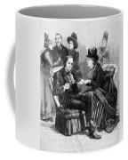 Female Lobbyists, 1888 Coffee Mug