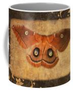 Female Moth Coffee Mug