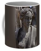 Female Statue Coffee Mug