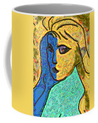 Feminine Kaleidoscope Coffee Mug