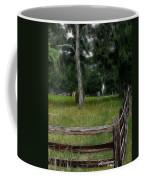 Fenced In Field Coffee Mug
