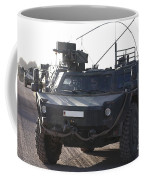 Fennek Armored Reconnaissancd Vehicles Coffee Mug