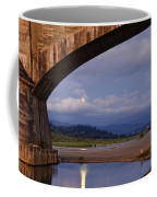 Fernbridge And The Moon Coffee Mug
