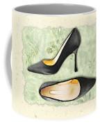 Ferns And Feet Coffee Mug