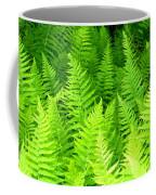 Ferns Galore Filtered Coffee Mug