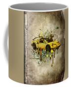 Ferrari Dino 246 Gts Coffee Mug