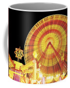 Ferris Wheel And Other Rides, Derry Coffee Mug