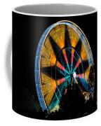 Ferris Wheel At Night Coffee Mug