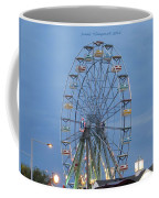 Ferris Wheel At Virginia Beach Coffee Mug