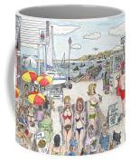 Ferry Naughtycal Coffee Mug