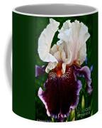 Festive Iris Coffee Mug