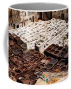Fez Tannery Coffee Mug