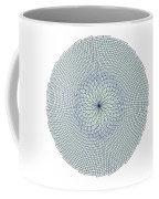 Fibonacci Web Coffee Mug