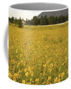 Field Of Yellow Daisy's Coffee Mug