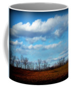Fields Of Yellow Coffee Mug