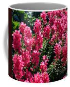 Fiery Pink Coffee Mug