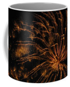 Fiery Coffee Mug