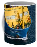 Fiesta Mail At Nassau Harbor Coffee Mug