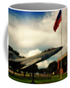 Fighter Jet Panama City Fl Coffee Mug