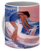 Fighting To Sail Coffee Mug