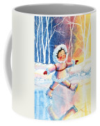 Figure Skater 11 Coffee Mug