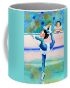Figure Skater 19 Coffee Mug
