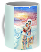 Figure Skater 7 Coffee Mug