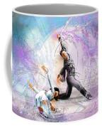 Figure Skating 02 Coffee Mug